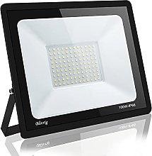 focos led exterior,Blivrig100W LED Foco Exterior
