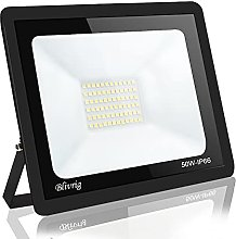 focos led exterior,Blivrig50W LED Foco Exterior de