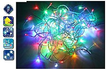 Fomax Guirnalda Exterior 120 LED multicolor-12 m
