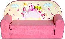 Fortisline W386_09 - Sofá infantil con diseño de