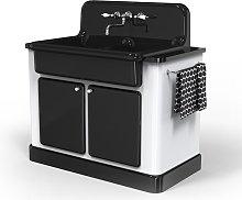 Fregadero cocina estilo RETRO True Colors 90cm 2