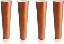 FTYYSWL 4 patas de mesa de repuesto, patas de