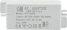 Fuente de alimentación DC12V/36W/3A