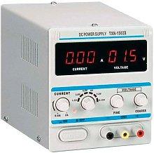 Fuente de alimentación DC15V/2A Regulable,