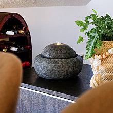 Fuente de interior+fuente luminosa LED ornamental