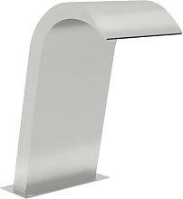 Fuente de piscina de acero inoxidable 304 50x30x60
