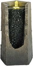 Fuente Piedra Led Interior 15.5X27X13Cm