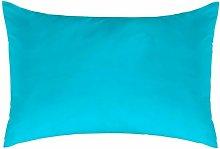 Funda de almohada Turquesa 45 x 90 cm - Naturals