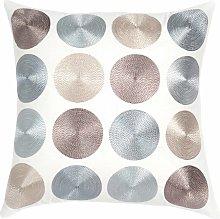 Funda de cojín de algodón 40 x 40 cm