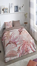 Funda de edredón infantil RAYMOND 135x200 cm rosa