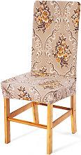 Funda de silla elástica Funda de asiento lavable