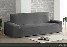 Funda de Sofa Bielastica Adaptable Terciopelo.