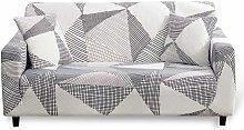 Funda de sofá elástica de 3 plazas, 1 pieza de
