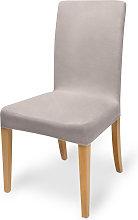 funda elástica para sillas - modelo Mia Granito,