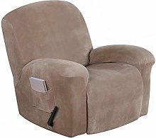 Funda elástica para sofá con cápsula,