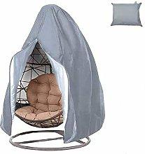Funda impermeable para silla de huevo, 115 x 190