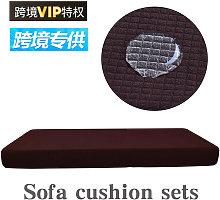 Funda impermeable para sofá de una plaza, fundas