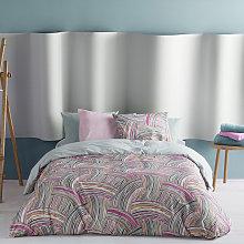 Funda nórdica ARCS rosa/verde/multicolor 240x220