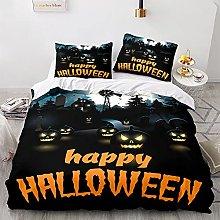 Funda Nordica Cama 150 Impresión de Halloween