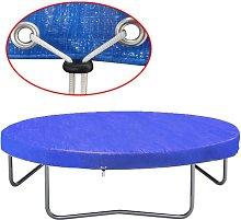 Funda para cama elástica PE 300 cm 90g/m² - Azul