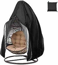 Funda para silla de huevo para colgar patio,