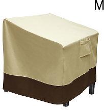 Funda para silla de patio, funda para asiento