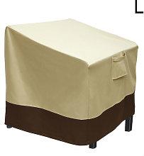 Funda para silla de patio Funda para asiento