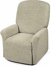 Funda para sillón Relax Teide Natural.