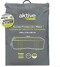 Funda protectora mesa de jardín 180x110x60 cm