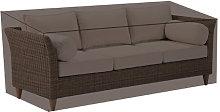 Funda Pvc Cubre Sofa 3Pzas 220X86X90 PG0617 -
