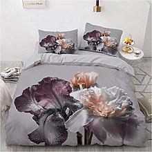Fundas Nordicas Cama 105 180x200 Flor Juego de