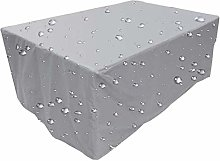 FWML Cubierta Impermeable para Muebles De Jardín,