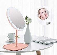 FXLYMR Espejo Montado en la Pared Maquillaje