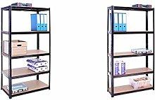 G-Rack 0014 Sistema de estanterías, Acero