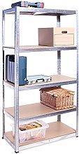 G-Rack 0042 Sistema de estanterías, Galvanizado,