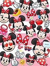 Gale Hayman Style Disney Minie Edredón,
