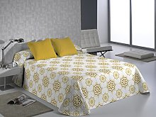 Gale Hayman Style Libela Azulejos Colcha,