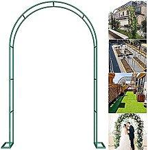 GaoF Arcos de jardín Arcos de jardín de Metal y