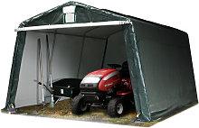 Garaje portátil 3,3 x 4,8 m Cobertizo de