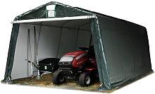 Garaje portátil 3,3 x 6,2 m Cobertizo de