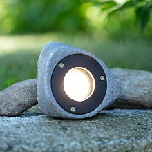Garden 24 lámpara decorativa LED Stone foco