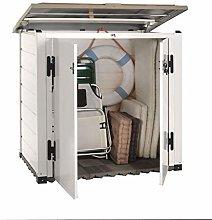 Gardiun KSP38260 - Arcón de Resina Garden Box
