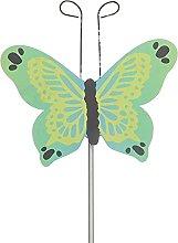 Garneck Estacas de Mariposa Decoración de Jardín