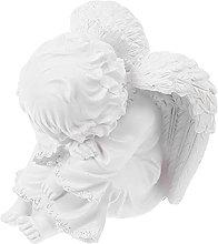 GARNECK Figura de Ángel de Resina Figuras de