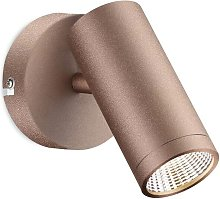 Garsaco - Foco de techo simple cobre