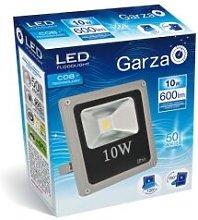 Garza 400765 - Foco COB LED para exterior, 10 W