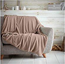 Gaveno Cavailia Manta para sofá Cama con diseño