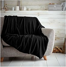 Gaveno Cavailia - Manta para sofá o Cama, diseño
