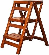 GAXQFEI Taburete de Escalera Plegable Taburete de