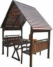 Gazebo de muebles de jardín Gazebos for patios